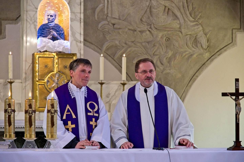 Postní duchovní obnova v Tasovicích