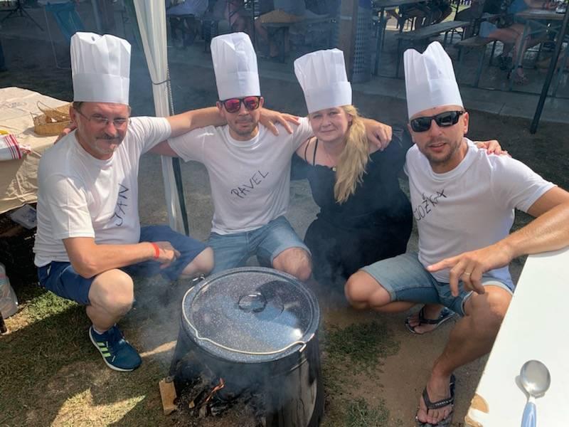 Farní tým získal 2. místo na Gulášfestu v Tasovicích