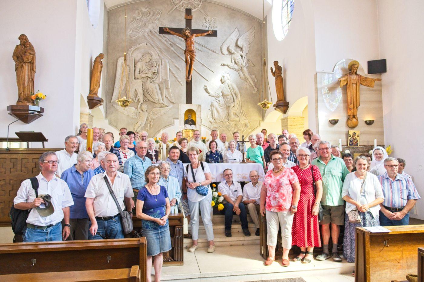 Mezinárodní pouť k sv. Klementovi Hofbauerovi