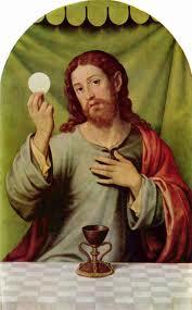 Ježíš nás uzdravuje v eucharistii
