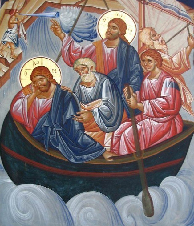 Ve svém strachu se utíkejme k milosrdnému Spasiteli