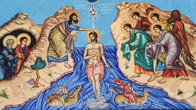 Křest jako znovuzrození k věčnému životu