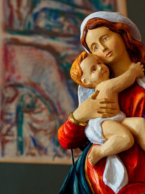 Slavnost Matky Boží Panny Marie