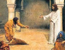 Božím zákonem je milosrdenství a odpuštění