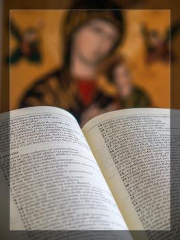 Maria nás učí žít podle Božího slova