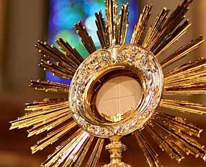 Svatý Alfons o adoraci Nejsvětější svátosti oltářní