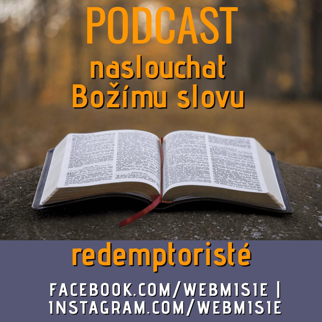 Podcast redemptoristé
